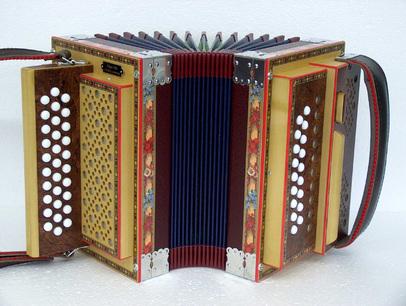 Instruments - German Folk Music